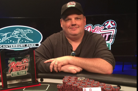 Newly Wed Jason Seitz Capture PNIA Tour Canterbury Park Title for $101,755