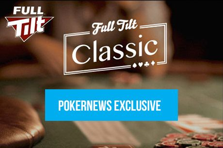 Full Tilt Announces 20-Event Full Tilt Classic Series from September 11-20