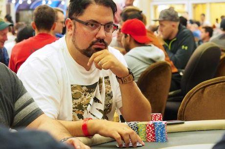 2015 WPT Legends of Poker Day 1c: David McCaw Leads