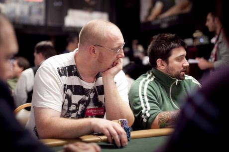 "Pokerfest Live: 2007 WSOP Main Event Finalist Jon ""Skalie"" Kalmar Wins Mini for £21K"