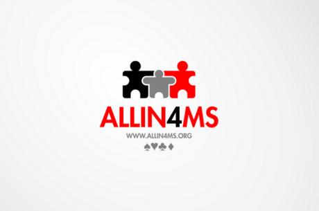 ALLIN4MS, o Poker Vai Ajudar a Esclerose Múltipla