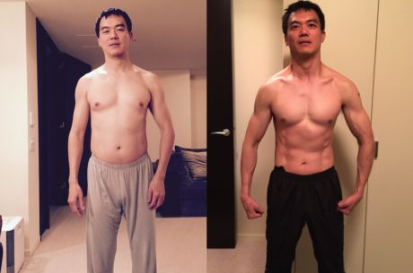 Prop Bets Lead to Incredible Physical Transformation for John Juanda