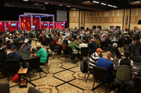2015 River Poker Series Main Event Day 1a: Ho, Busquet, and Baker Among 27 to Advance