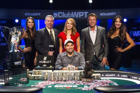 Mike Shariati Wins WPT Legends of Poker for $675,942; Freddy Deeb Denied 3rd Title