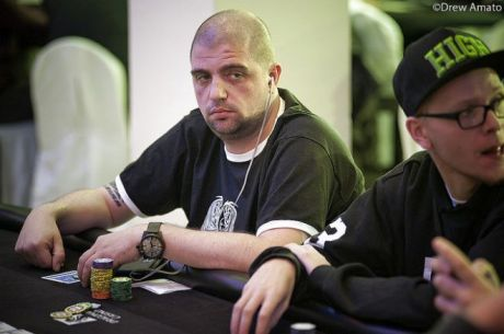 Manuel Lopes é 15/24 no People's Poker Tour di Malta