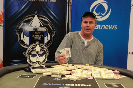 Dan Goepel Wins MSPT Potawatomi Casino for $114,117
