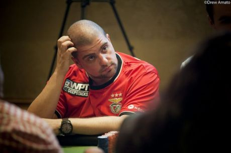 Manuel Lopes Está na Mesa Final do People's Poker Tour di Malta