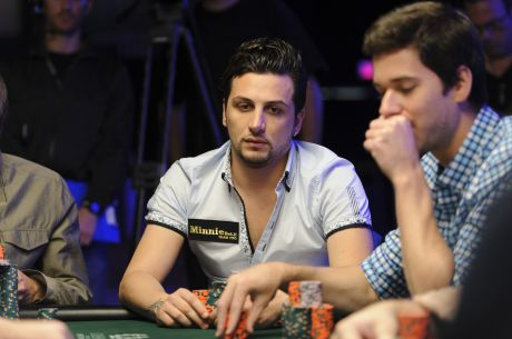 Prank Costs Italian Player a Seat at People's Poker Tour Main Event Final Table