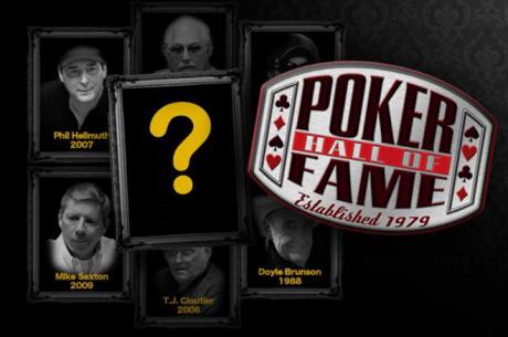 Poker Hall Of Fame 2015: 10 Estrelas para Um Só Lugar