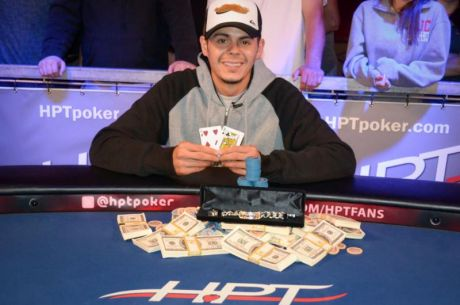 Jeremy Kloeckner Tops Field of 432 to Win HPT Ameristar East Chicago for $142,386