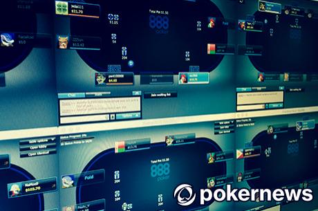 Mercado: 888poker Aumenta os Prize Pools Garantidos & Winamax Apresenta Expresso's de €100