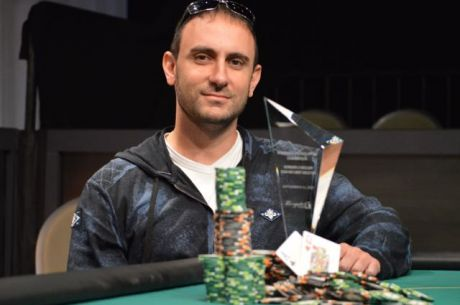 Federico Ottenio Tops Field of 3,922 to Win Borgata Poker Open Event #1 for $325,127