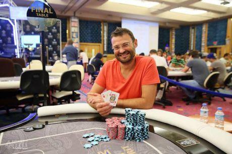 Rumen Nanev Vence MSOP Merit Poker Cup ($30.656)