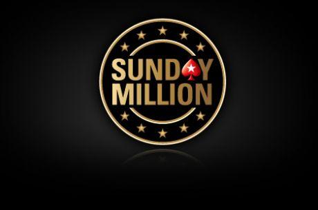 """10-oji WCOOP diena: """"selinantis"""" liko per žingsnį nuo """"Sunday Million"""" finalinio stalo"""