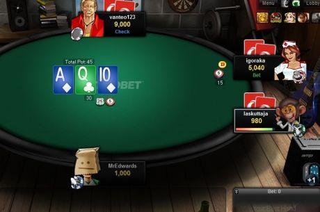 """Triobeti klient võitis tiitli """"Universumi parim pokkerimängija"""""""