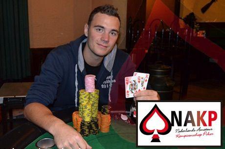 Mathijs Jonkers over het Nederlands Team Kampioenschap Poker