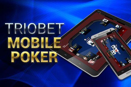 Triobeti pokkerituba lansseeris uue mobiilirakenduse