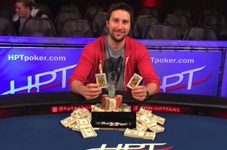 Matthew Shepsky Wins Heartland Poker Tour Golden Gates for $227,864