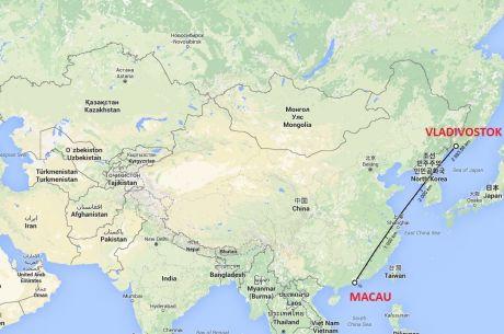 Siberis avatakse hiiglaslik mängupõrgu, Macau jätkuvalt languses