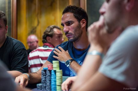 2015 Unibet Open Cannes Day 1a: Julien Sitbon Leads 59 Survivors