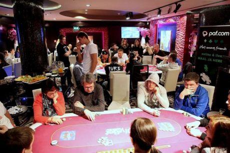 Homsel Paf Live'l eriauhinnad oktoobri lõpus toimuvale pokkerikruiisile
