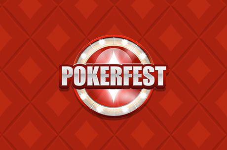 Pokerfest Online Kicks Off On Sept. 27 with 80 Events And $2.5 Million in Guarantees