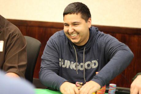 2015 RunGood Poker Series Tulsa Main Event Den 1a: Gaviao Surges se vyhoupl do čela