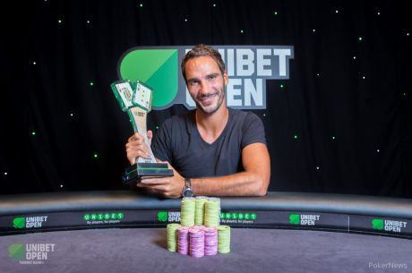Julien Sitbon Makes Huge Comeback to Win the 2015 Unibet Open Cannes for €80,000