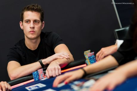 "Mike ""Timex"" McDonaldas pirmauja ""WCOOP $51K Super High Roller"" turnyro finale"