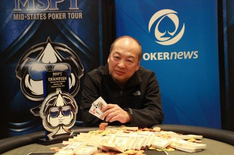Peixin Liu Wins MSPT Running Aces for 2nd Title; Becomes Tour's All-Time Money Winner