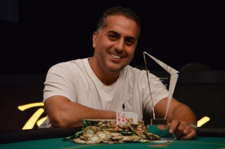 "The Mightiest of All: Chris Limo Tops 2,785 to Win $168K in Borgata ""Almighty Million"""