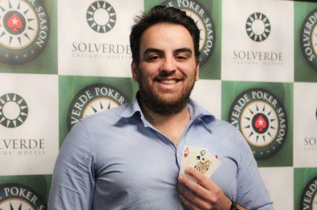 Fábio Martins Vence Etapa 8 Solverde Poker Season (€20.006)