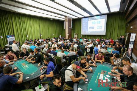 Turnee poker bacau