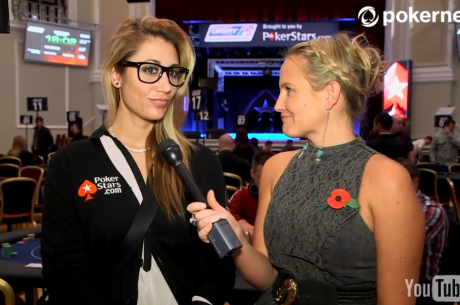 Throwback Thursday: Vanessa Rousso at UKIPT Isle of Man