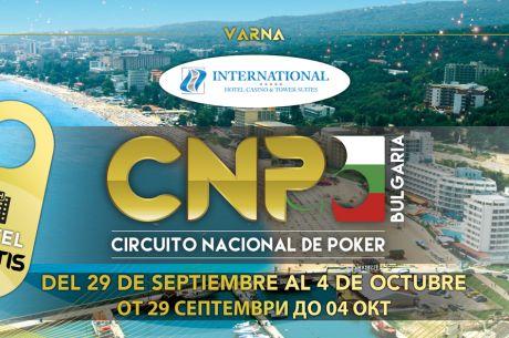 CNP International и Spanish Poker Million от 29 септ до 4 окт в Казино...