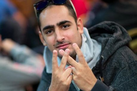 Saber Harrazi Claims Early Leads in the Winamax Poker Open Dublin