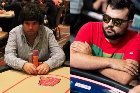 """Pedro """"Skyboy"""" Oliveira é Segundo no $109+R (12K) & Rui """"sousinha23&quot..."""