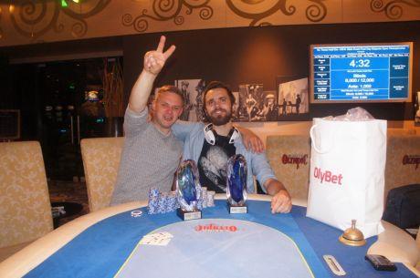 """""""Klaipėda Open"""": pagrindinį turnyrą laimėjo V. Šimelionis, serijos čempionas - K..."""