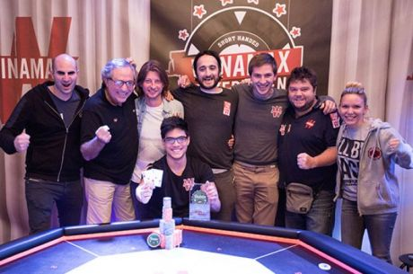 All French Affair: Pierre Calamusa Tops Field of 959 to Win 2015 WPO Dublin Main Event