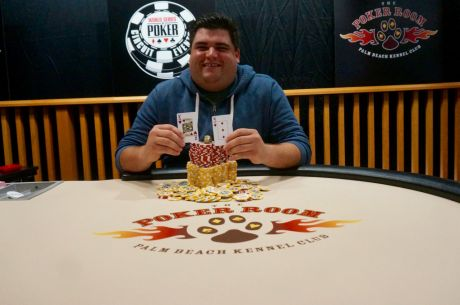 Peter Vitantonio Wins WSOP Circuit PBKC Main Event for $129,685; Heartbreak for Zarco