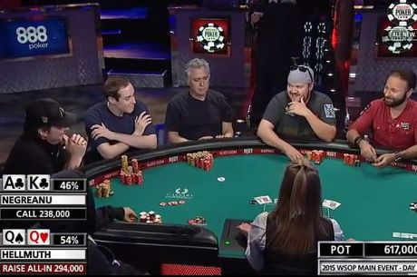 WSOP Main Event 2015 - Video Dokumentarac (4. deo)