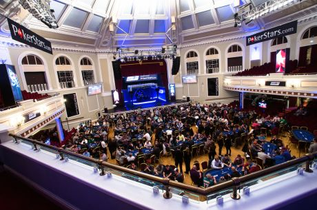 Throwback Thursday: A Look Inside the PokerStars Isle of Man Headquarters