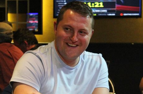Colin Gillon Grabs 2015 GPS Edinburgh Main Event Chip Lead