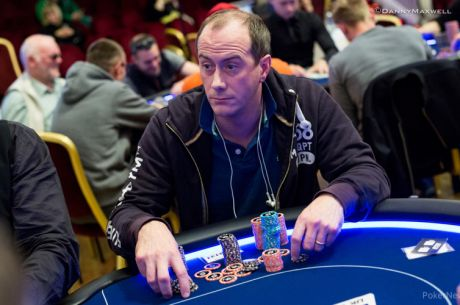 2015 UKIPT Isle of Man Main Event Day 1b: Chris Swinden Ends as Chip Leader