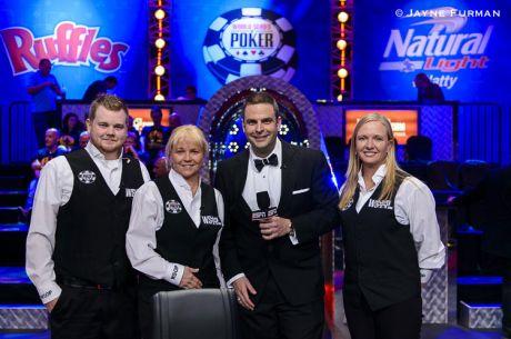 Main Event World Series of Poker 2015: Episódio 6