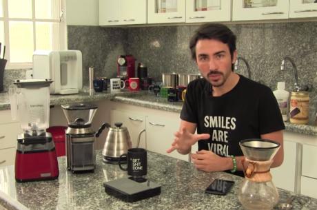 Gabriel Goffi Apresenta o Café High Stakes, Já Conheces?