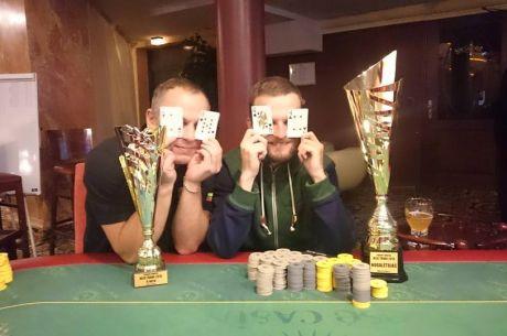 """""""Nesė Taurė 2015"""": čempionų susidūrimas ir Aleksandro Rusinovo pergalė"""