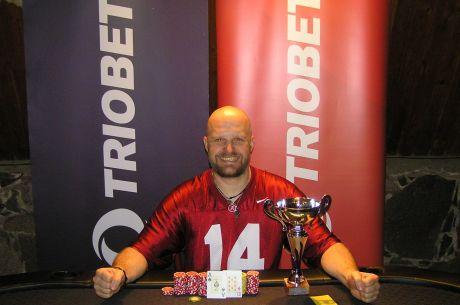 Esimeseks Valgamaa pokkerimeistriks tuli Indrek Stranberg
