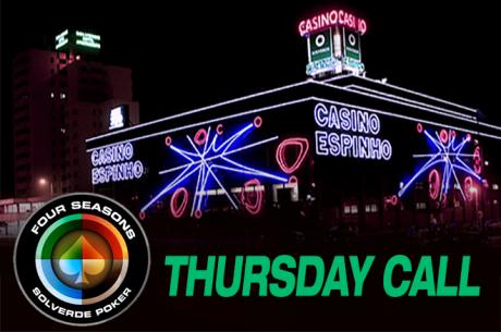 Thursday Call no Casino de Espinho - Vota no Teu Torneio Preferido