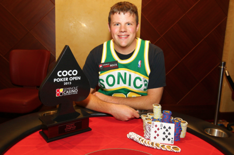 Matt Affleck Wins $2,500 Coco Poker Open Championship for $264,000